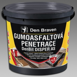 Gumoasfaltová penetrace DenBit DISPER AS